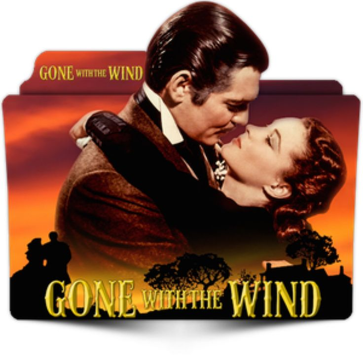a paper on the movie gone with the wind Gone with the wind is a historical film in every sense of the wordthe story, adapted from margaret mitchell's beloved pulitzer prize-winning 1936 novel, delves into a romantic period of american history, portraying the civil war from the losing side's perspective.