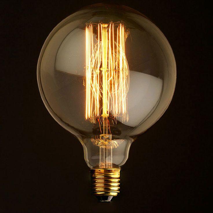 G12560. Ретро лампа Эдисона в стиле Лофт / Loft купить в интернет-магазине Лампа Алладина