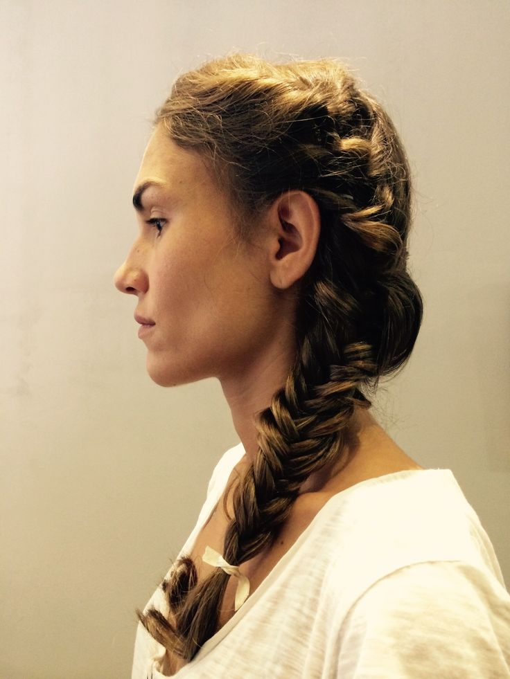 Soft side braid