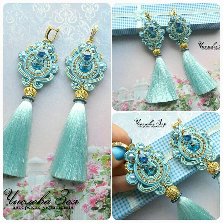Tassel Earrings Jewelry