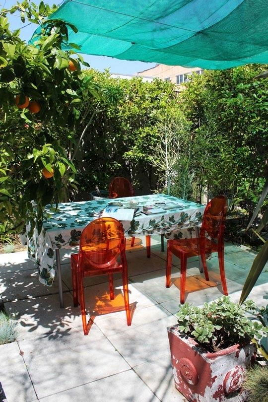 Kartell Garden Furniture 66 best scottish proof outdoor furniture and lighting images on kartell victoria ghost the orange garden workwithnaturefo