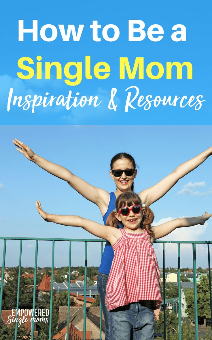 Tips and printables to ease the struggle of single mom life. Whether you are a single mom by choice, divorce or death these tools will give you the motivation you need to build a great life as a single mother. #singlemom, #inspiration via @Empowered Single Moms Parenting 2 Home Kids