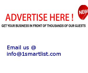Advertise with 1smartlist