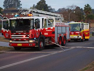 NSWFB  - Penrith 086 - Aerial Platform | by Photography Perspectiv