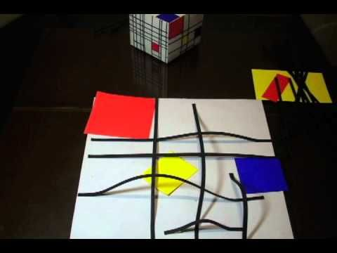 Another neat Mondrian animation