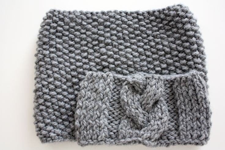 cowls for the hubs and the kiddos