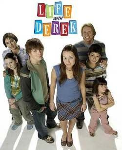 Life with Derek was one of my favorites. In real life, Ashley Leggat dresses kind of skimpy and Michael Seater dresses like a hipster, so opposite of their characters :D
