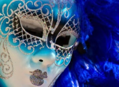 Mardi Gras Masks Made Easy