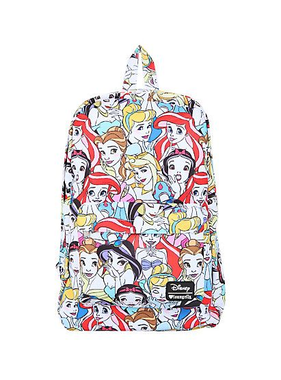 Loungefly Disney Princesses Print BackpackLoungefly Disney Princesses Print Backpack, @ møe ⛅ fσℓℓσω мє for more!