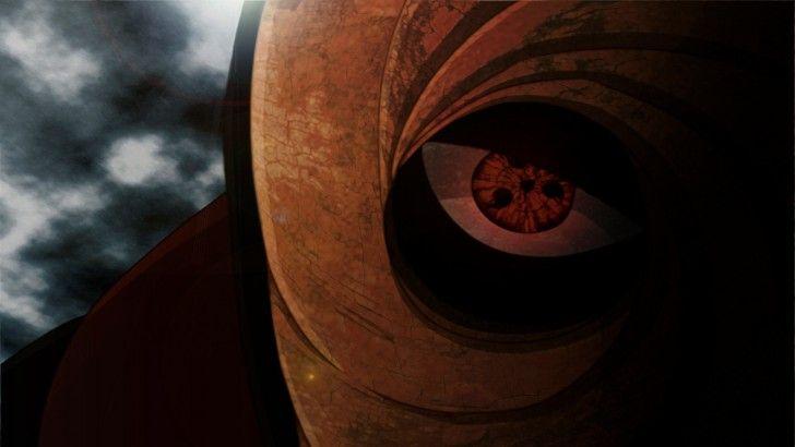 Tobi Mask Uchiha Obito HD 1920×1080
