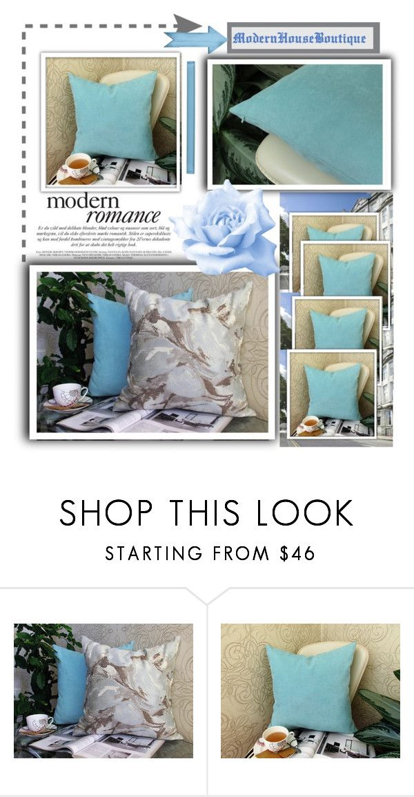 """ModernHouseBoutique  12"" by k-lole ❤ liked on Polyvore featuring interior, interiors, interior design, home, home decor, interior decorating and modern"