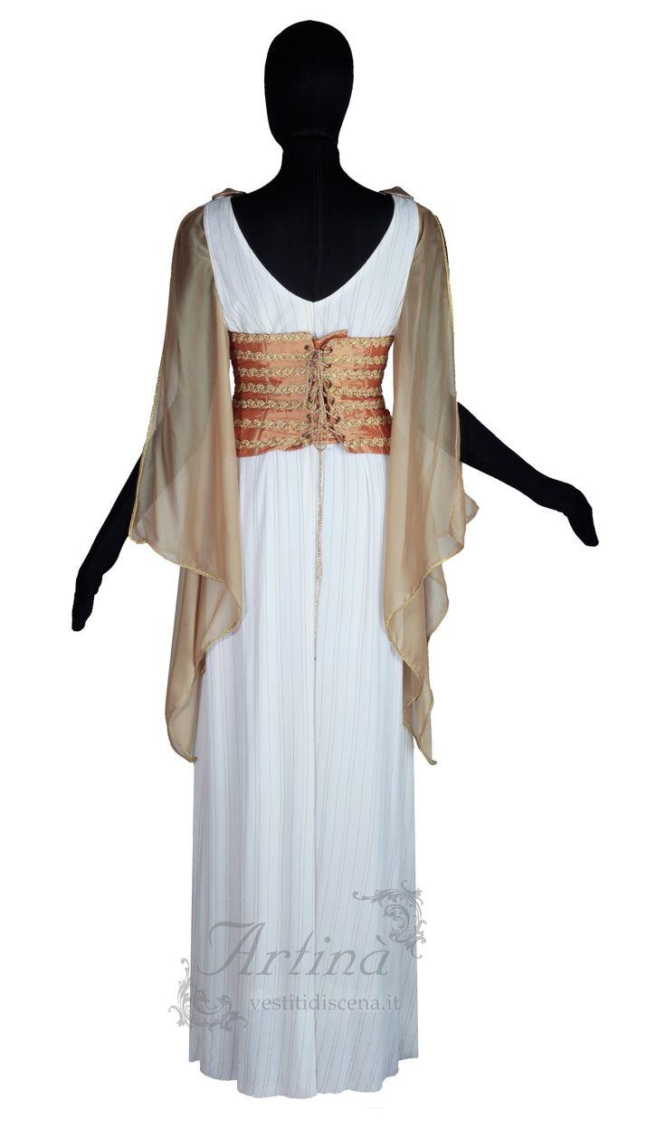 roman woman costume how to make