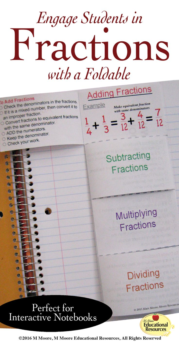 Do Your Students Need To Review Or Learn Operations With Fractions? ˜� Let  Them Gain