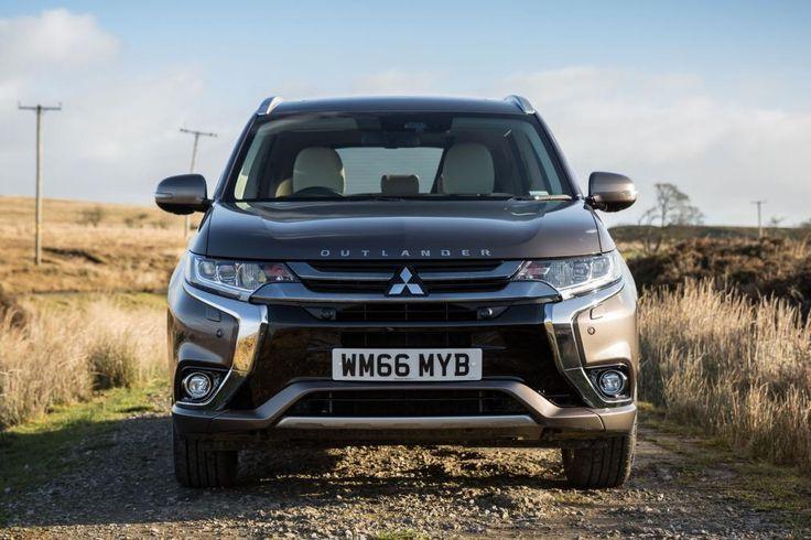 Mitsubishi Outlander PHEV : mise à jour très subtile