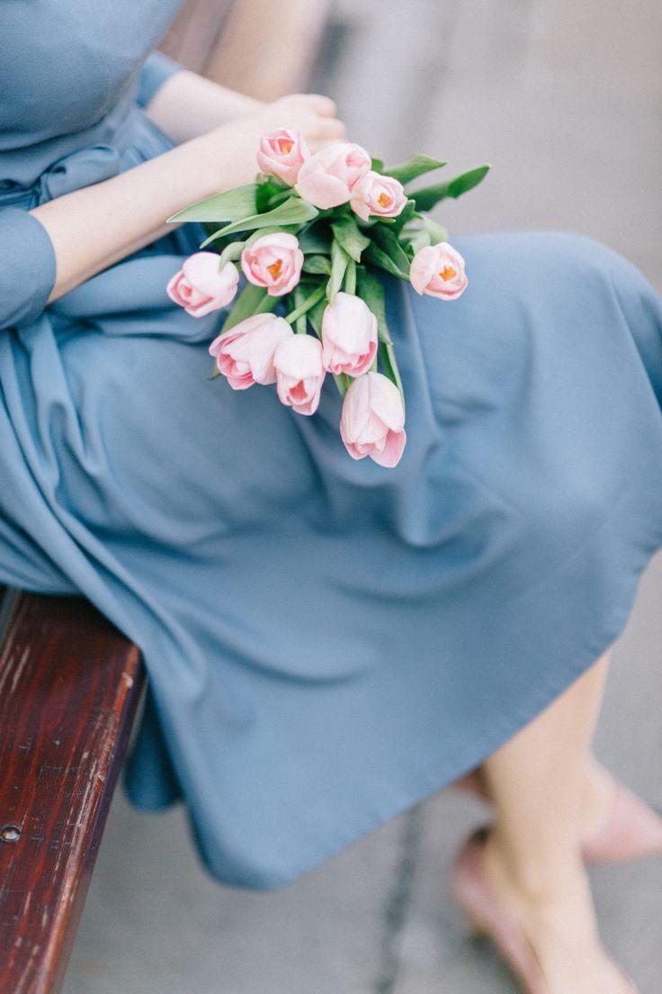 Fashion diary: błękitna Melia