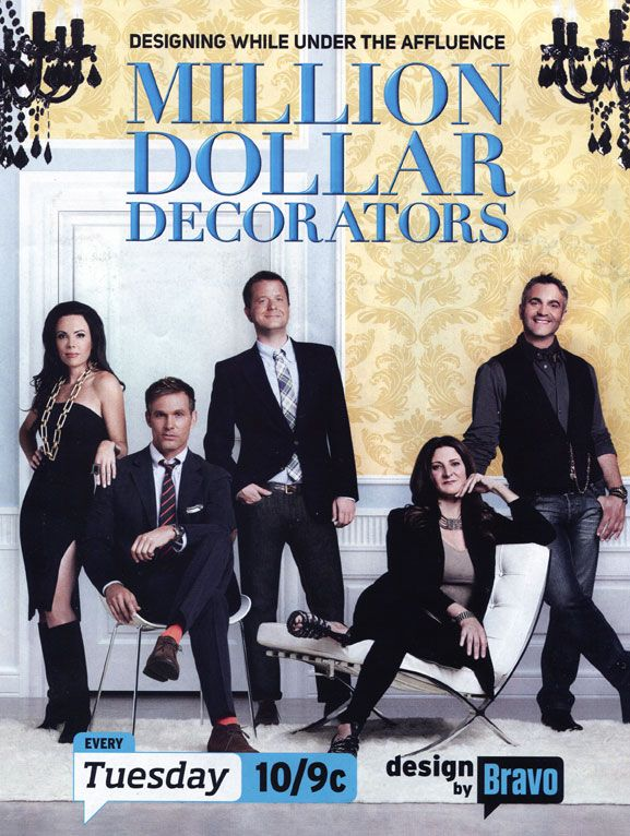 Million Dollar Decorators  (click to watch the teaser)  #jeffreyalanmarks #JAM #Themeaningofhome