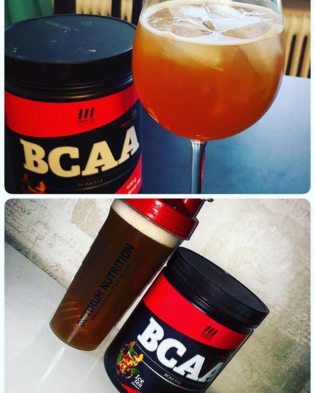 Har ni testat vår nya smak Icetea på BCAA? @zackrisson87 och @viktormjukis kan iallafall garantera att den smakar himmelskt bra!  #sportkost #northnutrition #bcaa #amino #nyhet #icetea