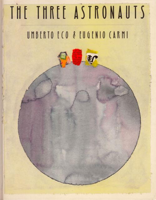 Umberto Eco's excellent book cover art.