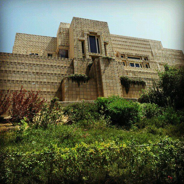 23 best FLW images on Pinterest Frank lloyd wright Concrete