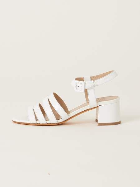 9b901cb170a6 White Palma Low Sandal in 2019