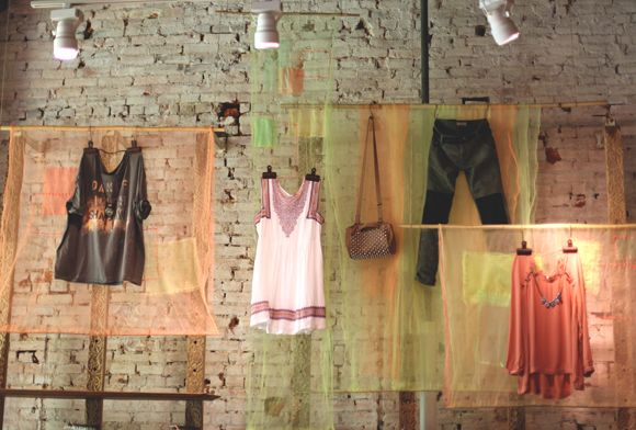 Decor Inspiration: Our New Spring Store Displays | Free People Blog #freepeople