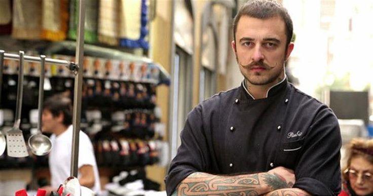 """Intervista al cuoco italiano, ex rugbista e conduttore tv: """"Se sei uno chef e hai la passione di cucinare, e ne hai fatto un lavoro, sei la persona più fortunata del mondo. Ma se devi sottostare alle indicazioni di mogli, manager, autori per riuscire bene in video, significa che hai fallito"""""""