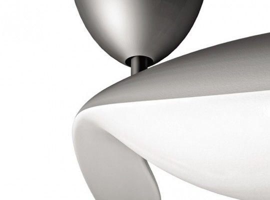Ventilateur de plafond design à une pale Blade