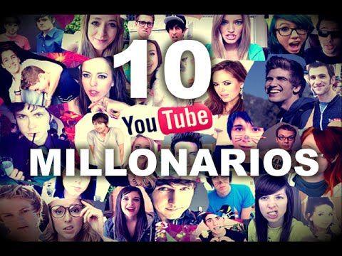 Mira como se hicieron millonarios con youtube!