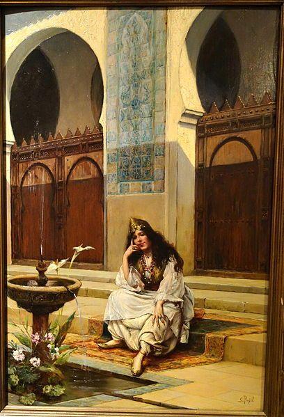 File:Untitled, Clemente Pujol de Gustavino, Spain, c. 1850-1905 - Huntington Museum of Art - DSC04873.JPG