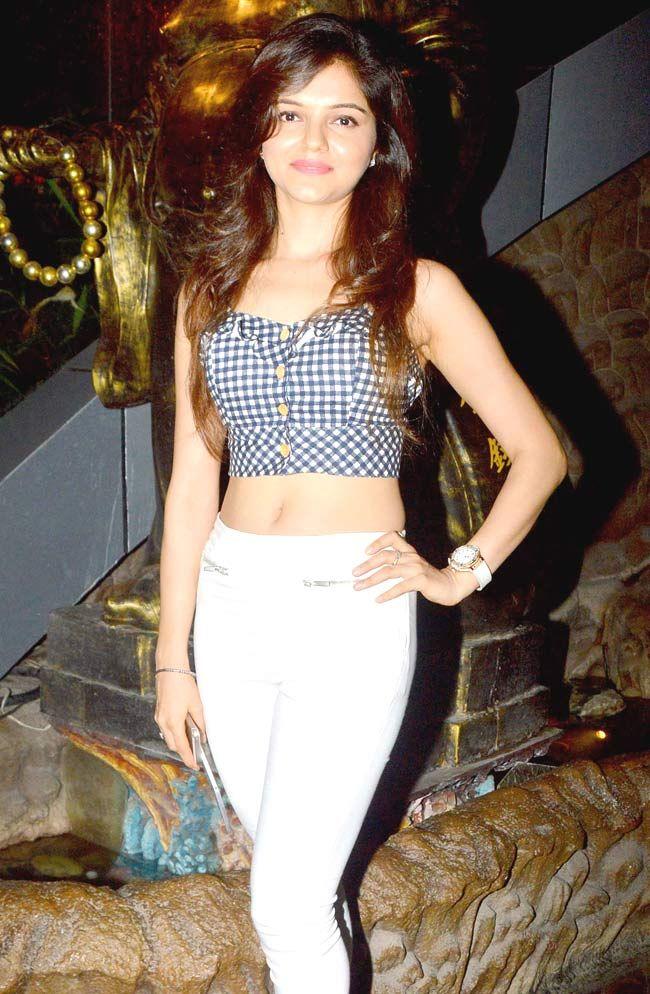 Telly actress Rubina Dilaik of 'Choti Bahu' fame at the launch of 'Khushnuma'. #Bollywood #Fashion #Style #Beauty