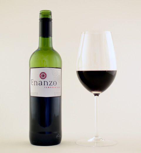 2010 Enanzo Tempranillo via www.clubw.com @clubw #clubw #wine