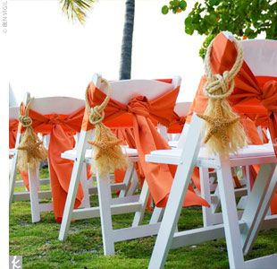 Wedding ceremony/reception decor