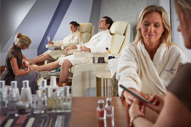 Our wonderful nail bar is the perfect place to sit back and relax