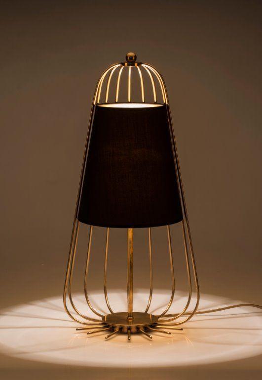 Dervish Table Lamp / Losh Design