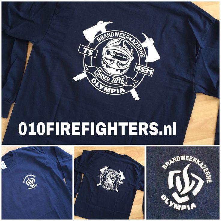 010FireFighters.nl   Firefighters Bodywear     #010 #firefighters #Rotterdam #fireman #Dutchfirefighter #tshirts #SchipperFacilitair #brandweer #olympial