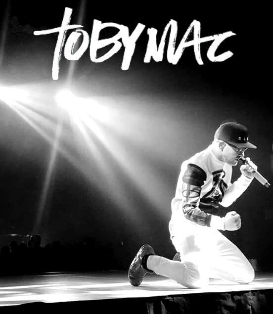 TobyMac album cover