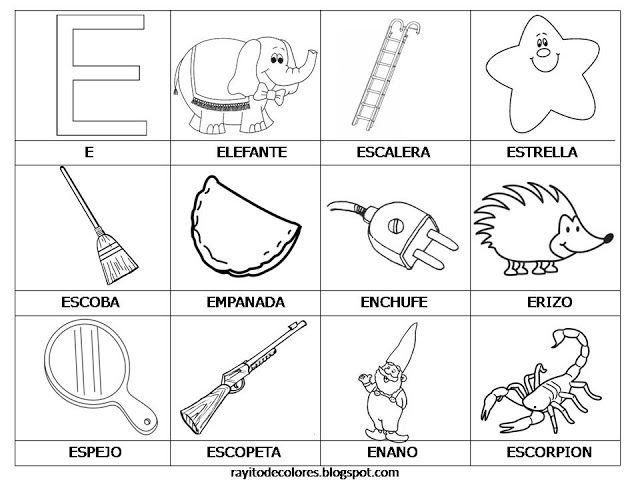 42 best ABECEDARIOS images on Pinterest  Lyrics Teaching spanish