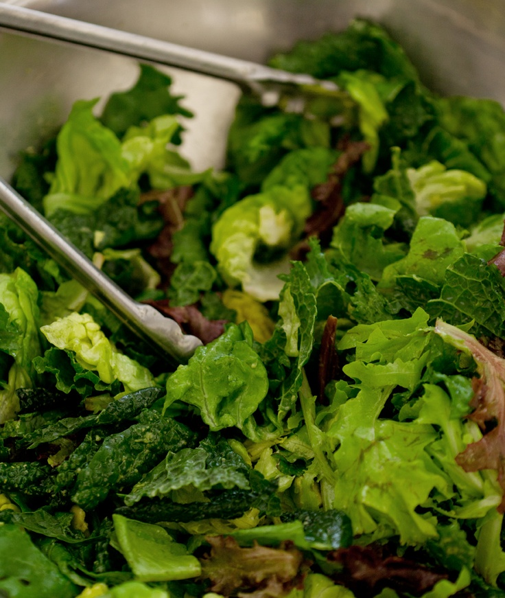 Kale Avocado Salad, Wholeliving.com
