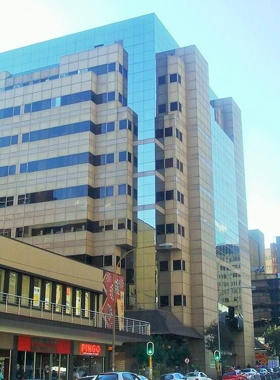 Colosseum Residential Building - Heritage Portal - 2014 (The Colosseum - From a Cinema Fantasy of the Thirties to Modern apartment living in Johannesburg.)
