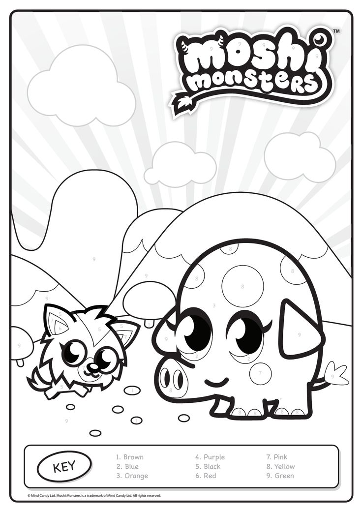 8 best Harry images on Pinterest   Moshi monsters, Coloring sheets ...