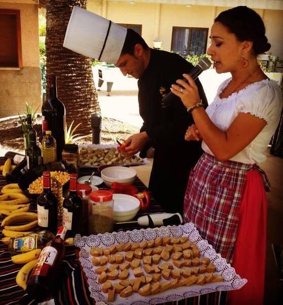 Dia de Canarias 2014 - Hotel Noelia Sur