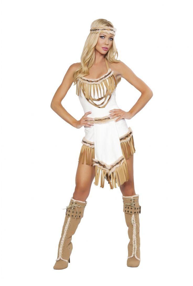 Halloween indian girl costumes-2804