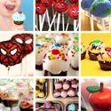 Loads of cute Cake Pop ideas @ http://www.bakerella.com/pops-bites/