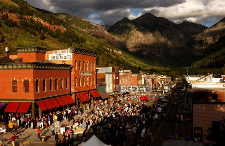 Tellerude, CO - 10 Small Cities to Visit in 2015 That Should Absolutely Be on Your Travel Bucket List