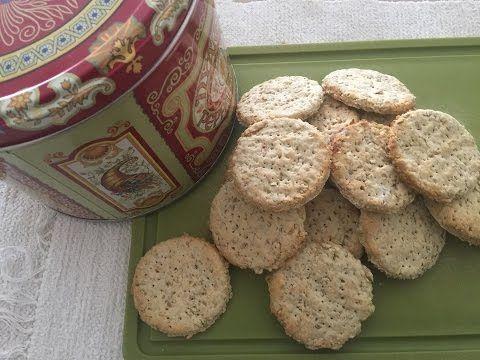 Biscotti di fiocchi d'avena | RICETTA FINLANDESE