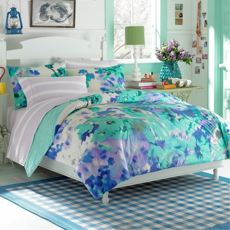 charming teen girl bedroom sets | teen vogue bed spread | Bedroom Ideas | Pinterest ...