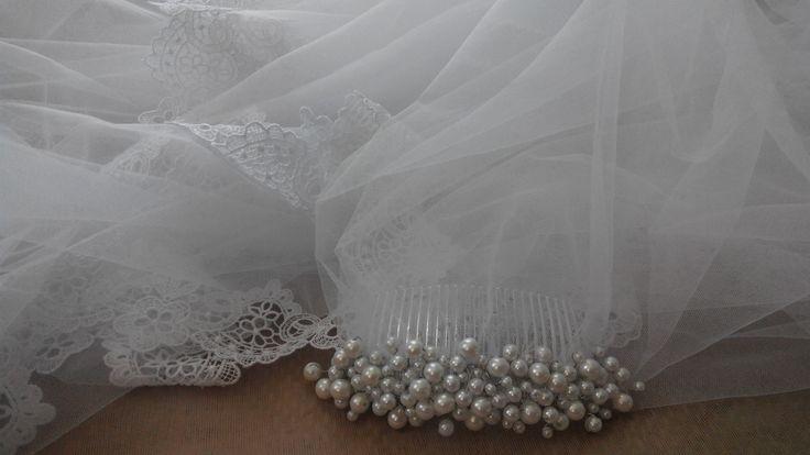 Bridal veil pearls