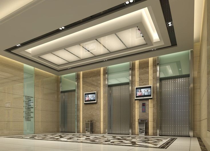 ceiling design for office. office building lobby ceiling design rendering for d