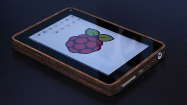 You Can Build This Elegant Raspberry Pi Tablet Yourself