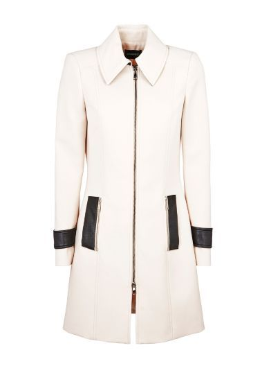 Marciano Coat with inserts